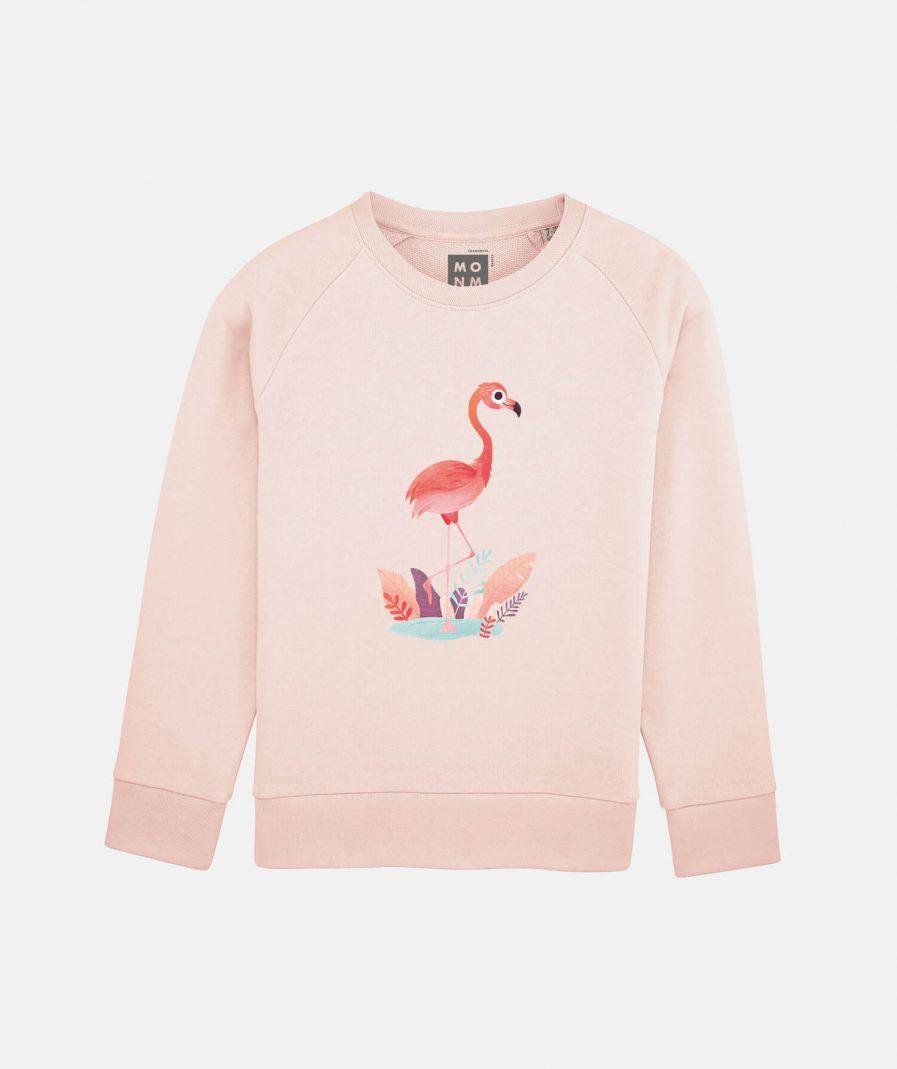 Flamango Flamango sweater meisjes - Mangos on Monday