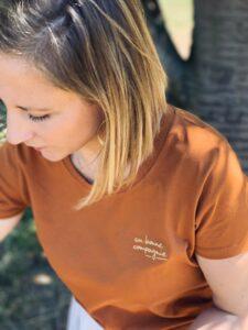 En bonne compagnie t-shirt voor dames - Mangos on Monday