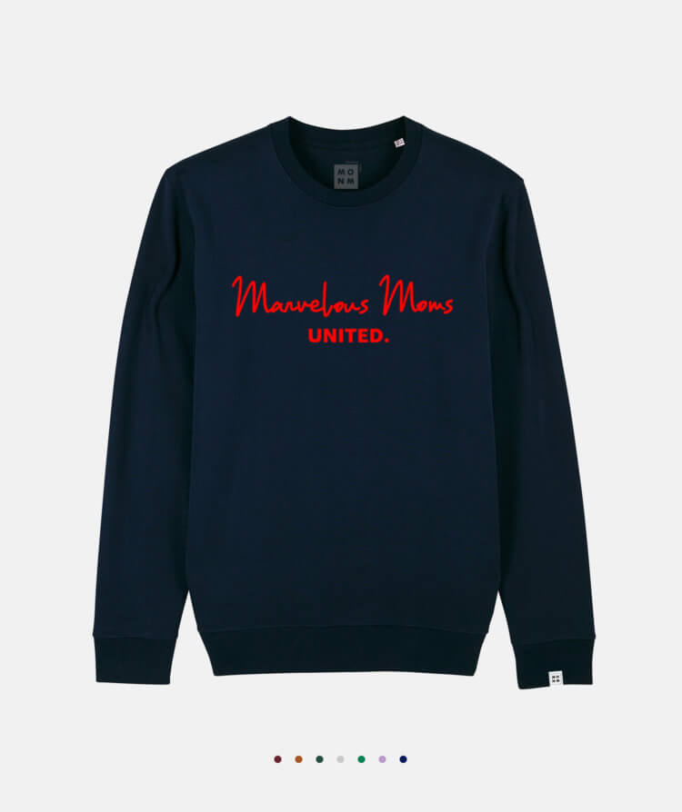 Marvelous moms united sweater van Mangos on Monday