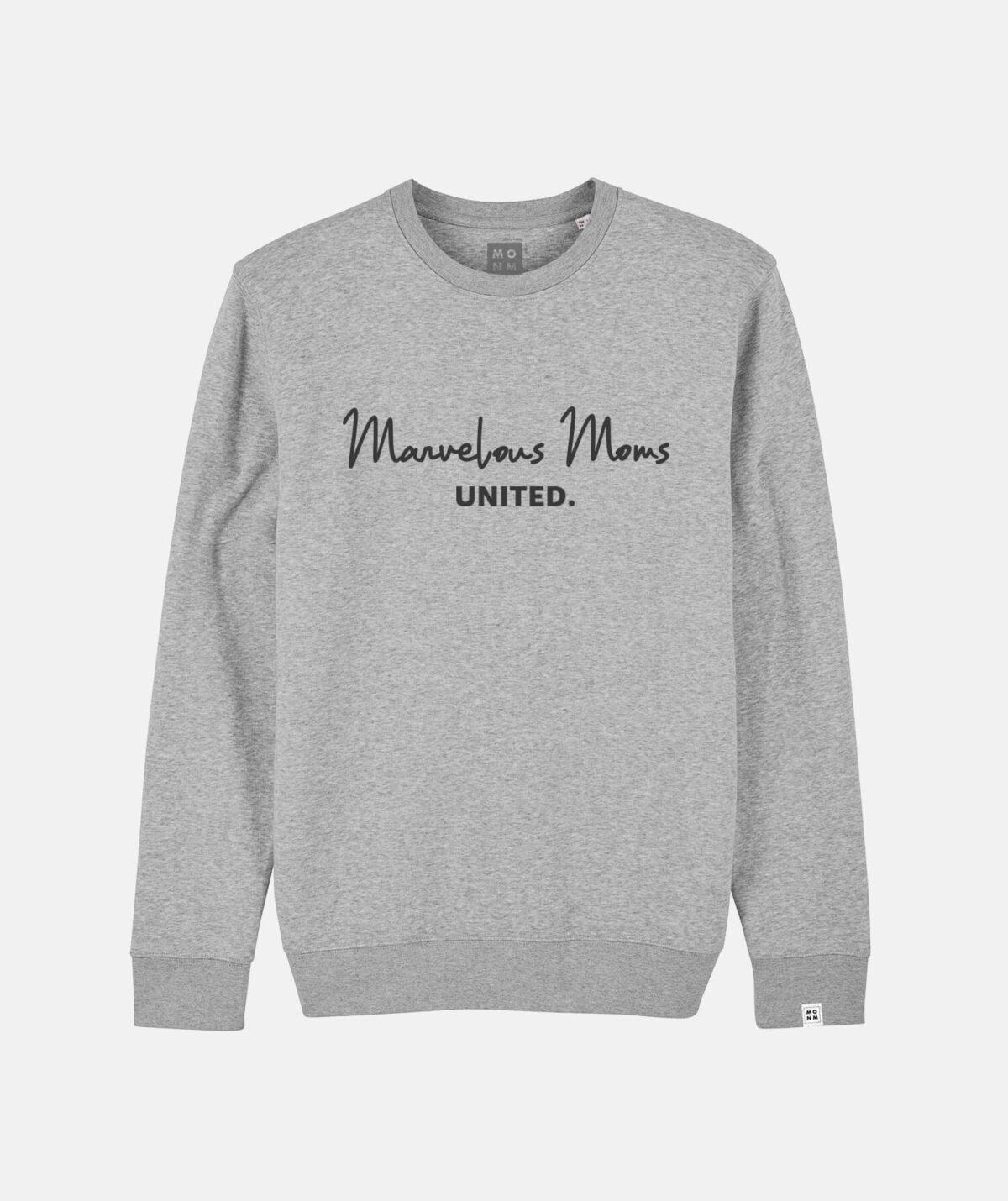 Marvelous moms united sweater voor kinderen van Mangos on Monday