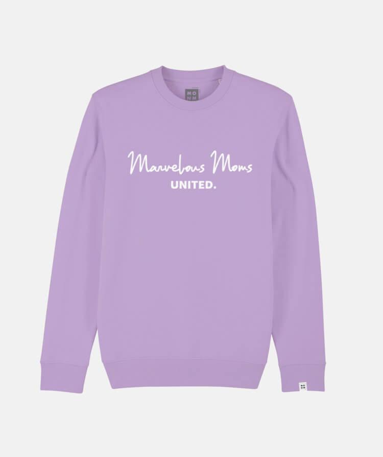 Marvelous moms united sweater van Mangos on Monday