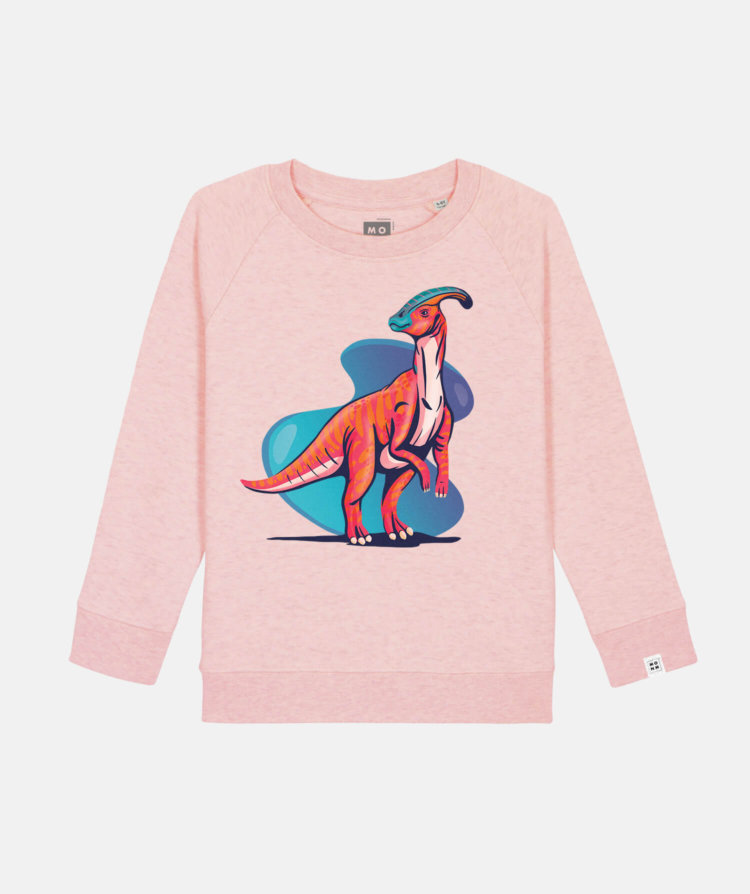 Parasaurolophus sweater