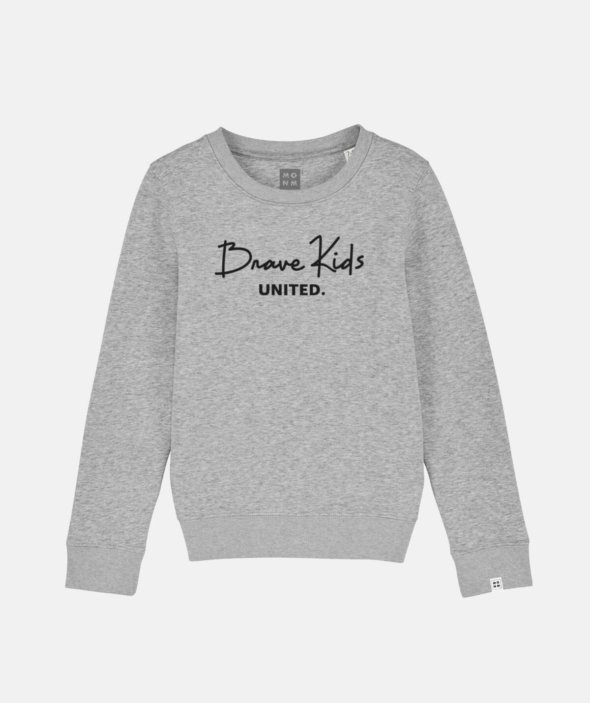 Brave Kids united sweater voor kinderen van Mangos on Monday