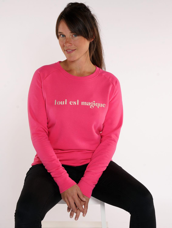 tout est magique - sweater by Mangos on Monday