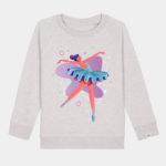 Ballerina sweater - Mangos on Monday - Grey