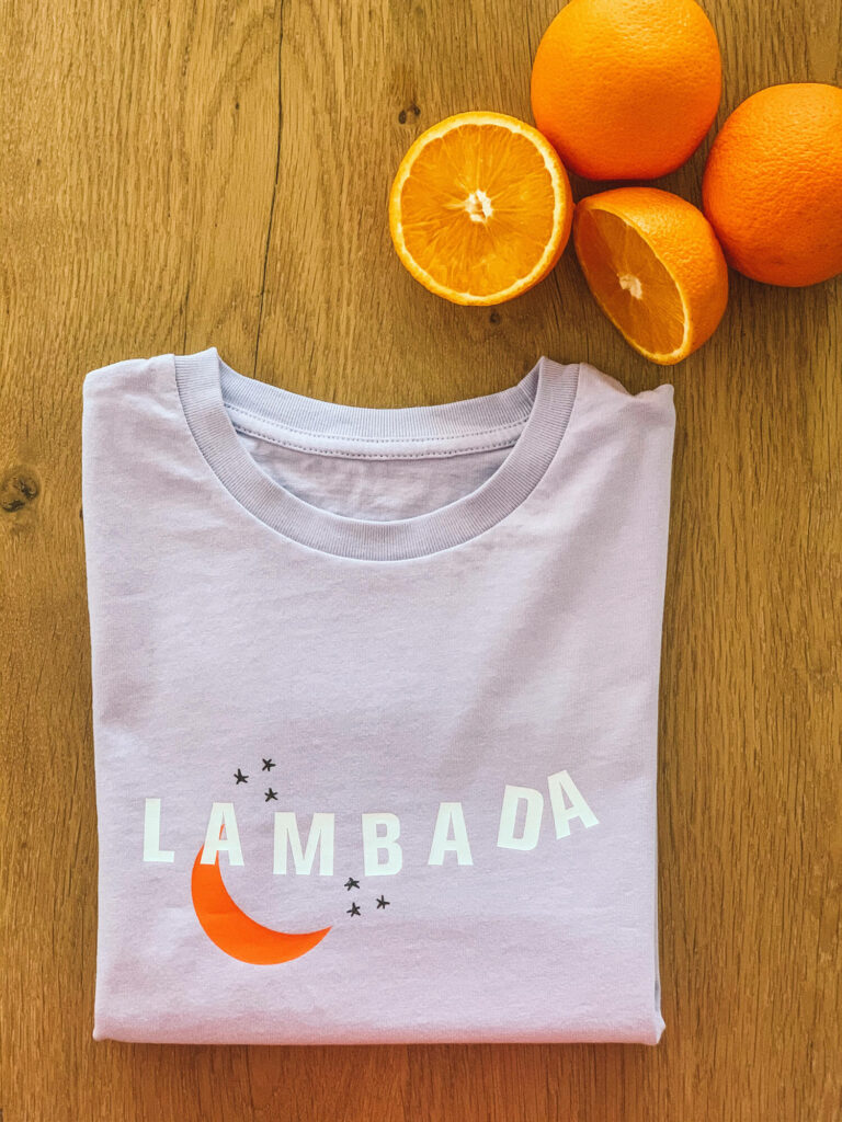 Lambada t-shirt van Mangos on Monday