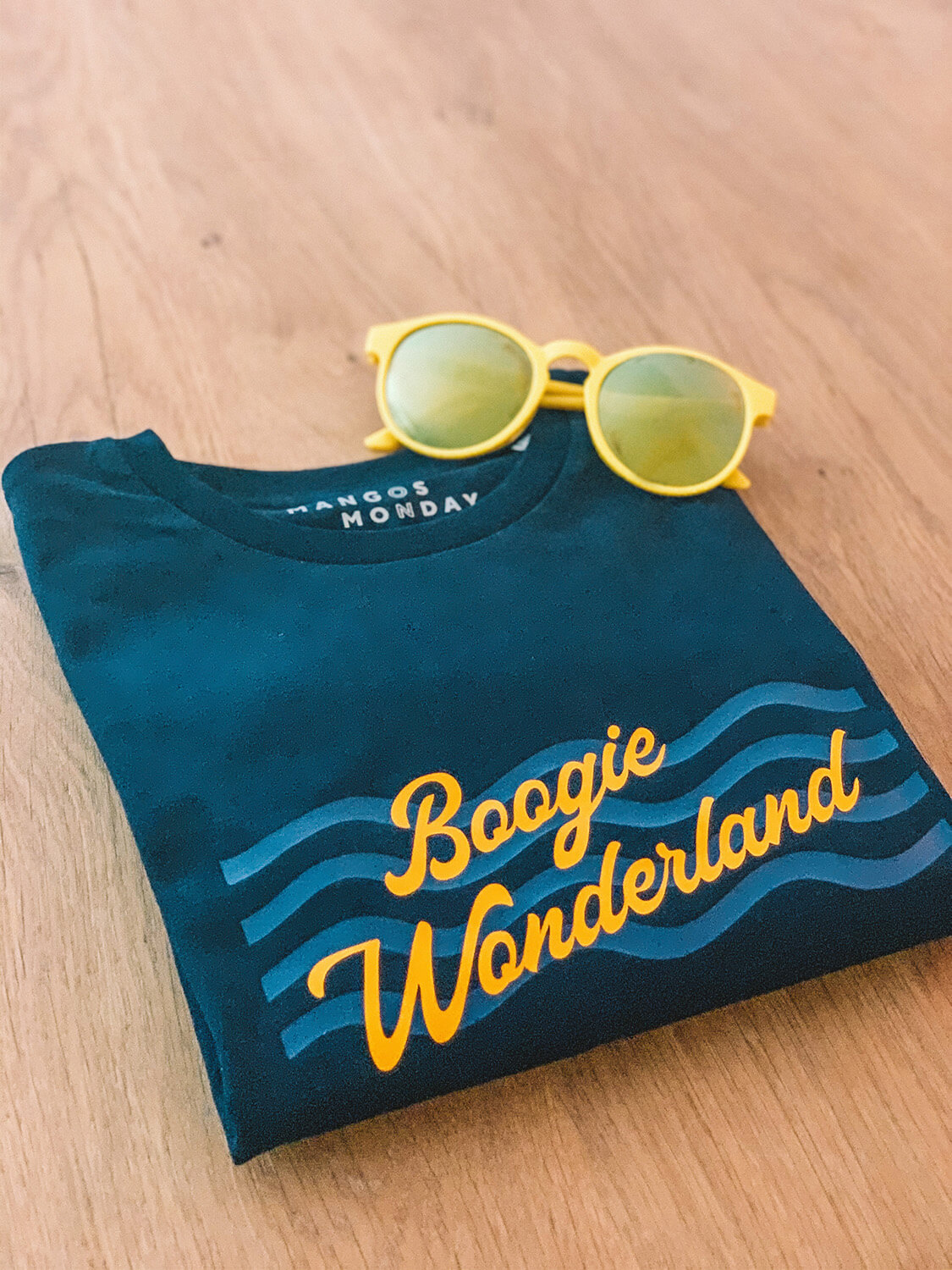 Boogie Wonderland t-shirt by Mangos on Monday