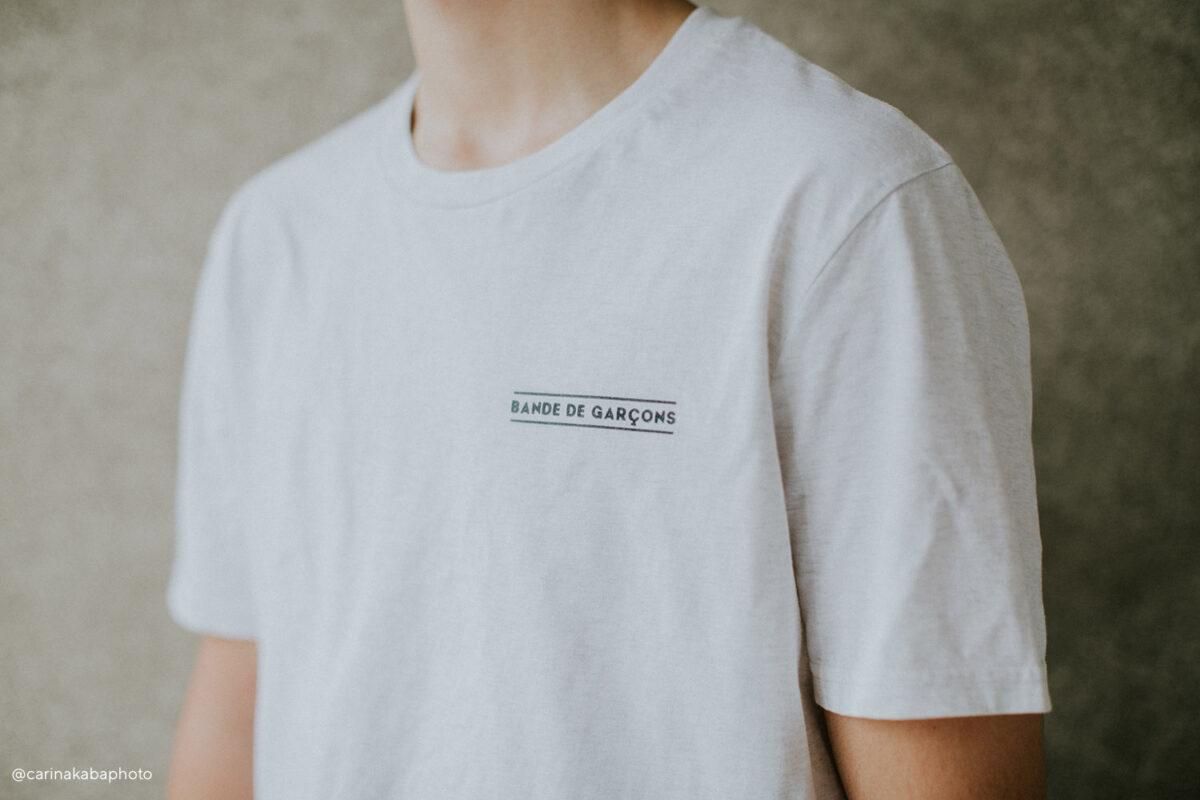 Bande de Garcons twinning t-shirt by Mangos on Monday