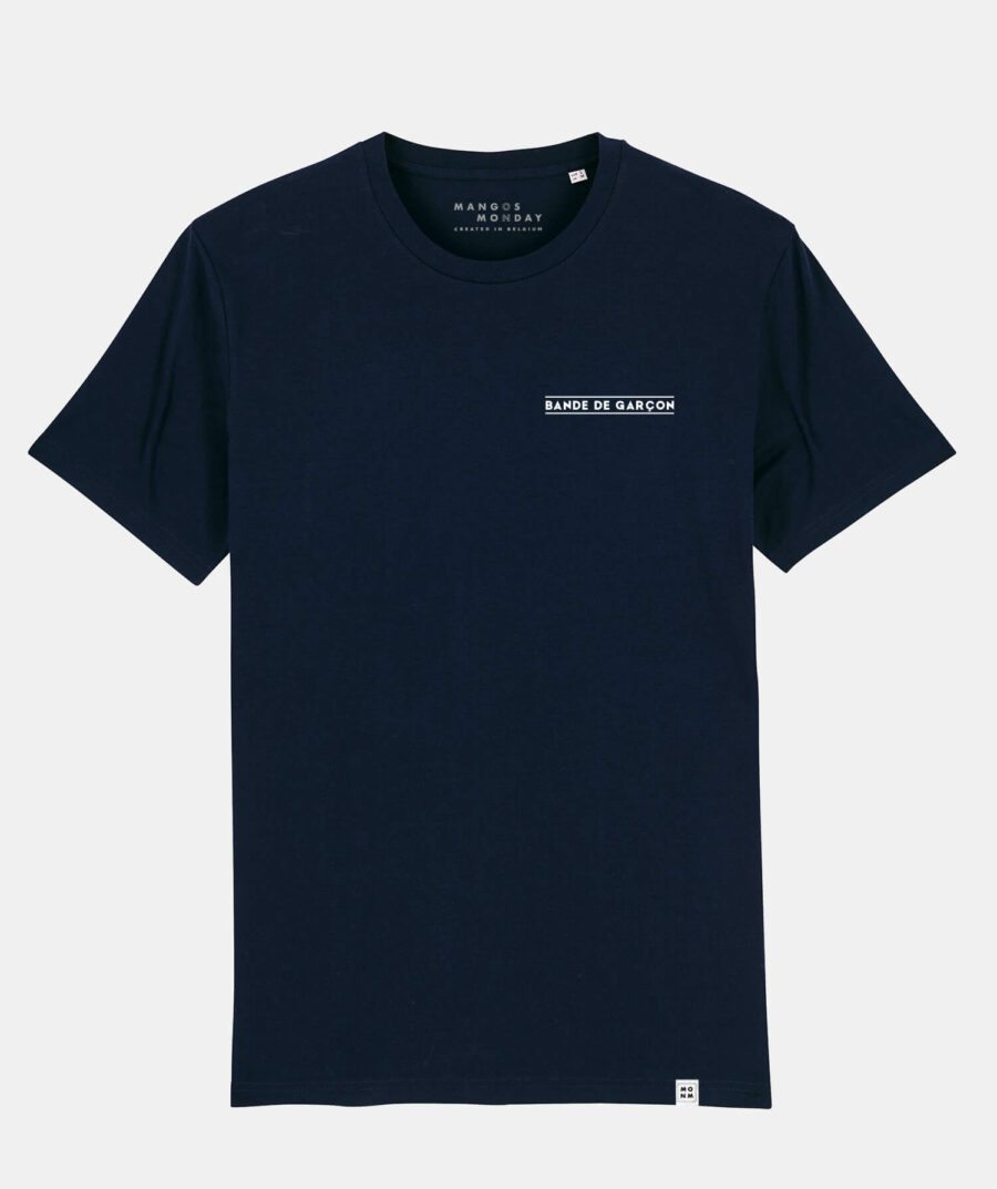Bande de Garcons twinning t-shirt by Mangos on Monday