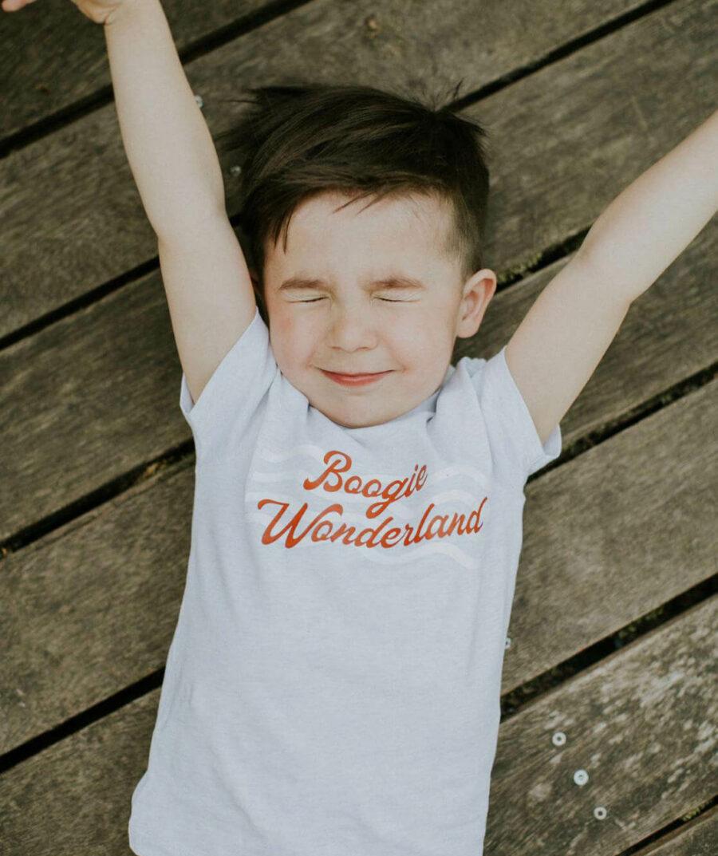 Boogie Wonderland t-shirt by Mangos on Monday