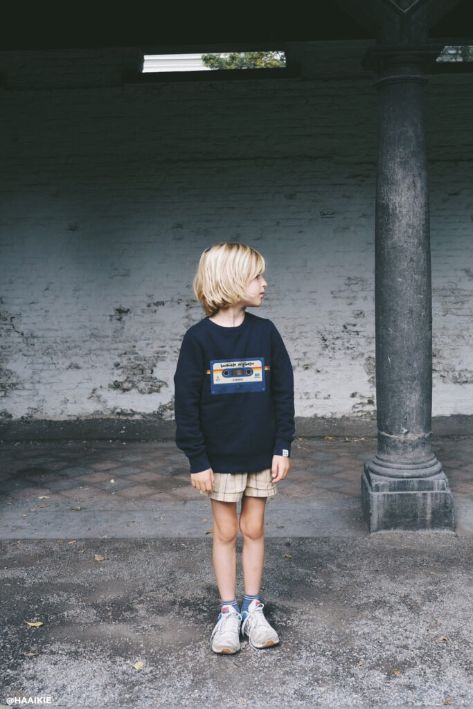 Homemade Originator - (cassette) - sweater by Mangos on Monday