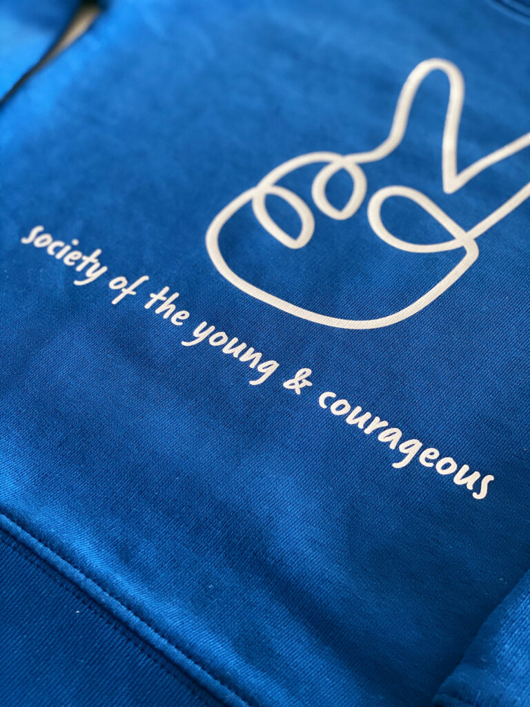 Society of the young and courageous - mangos on monday