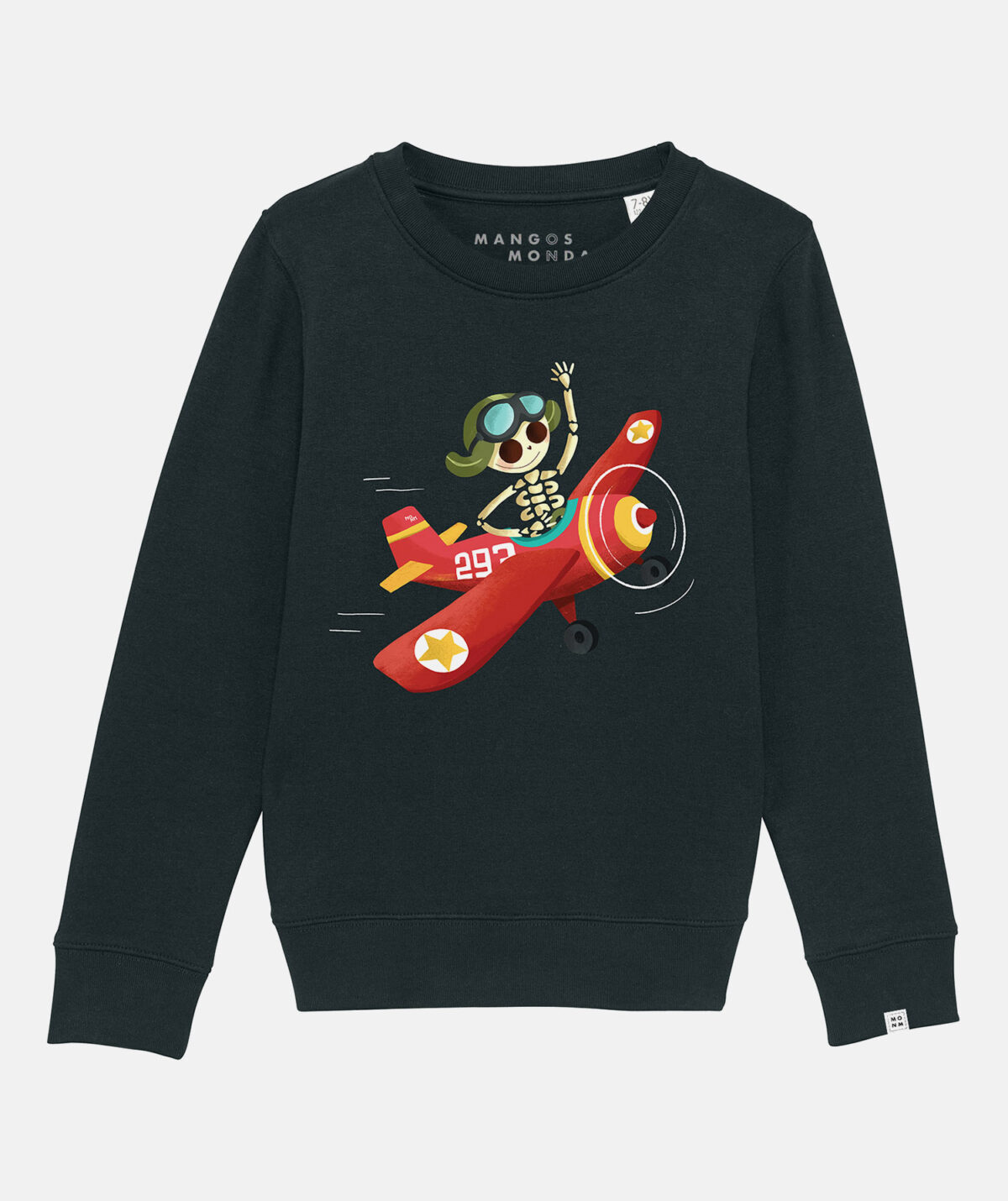 Flying Amigo sweater by Mangos on Monday