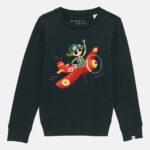Flying Amigo sweater by Mangos on Monday