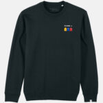 Game on - twinning sweater by Mangos on Monday