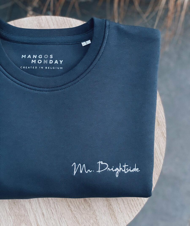 Mr. Brightside sweater by Mangos on Monday