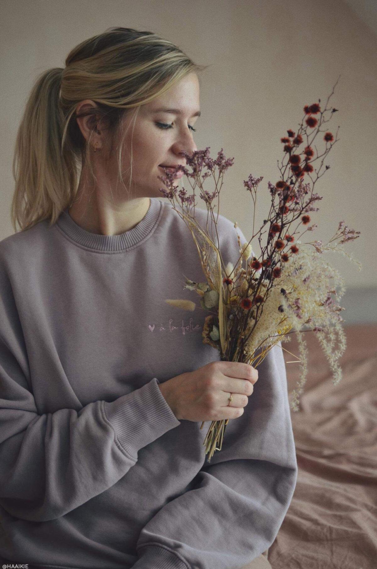 à la folie sweater by Mangos on Monday - haaikie