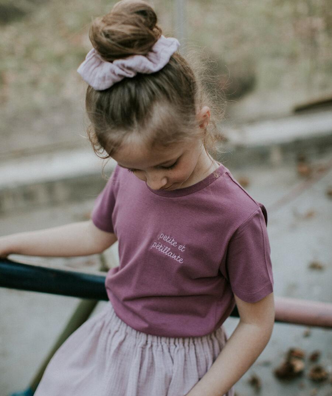 Petite et pétillante t-shirt voor kids - Mangos on Monday