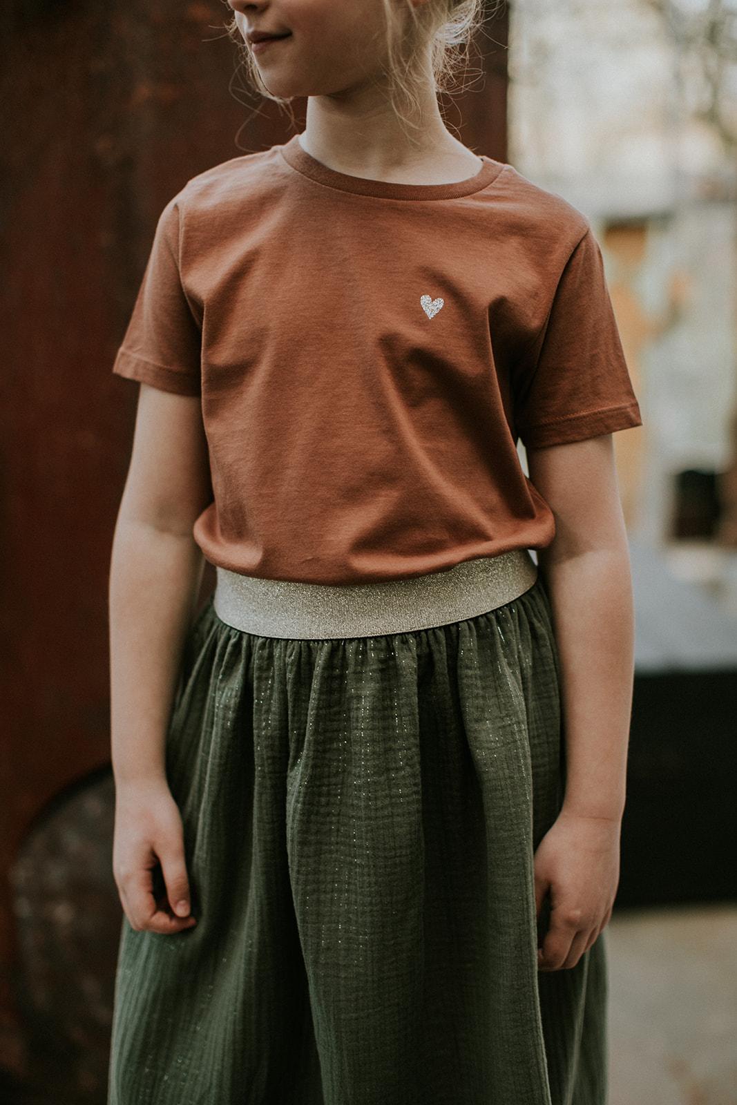 Love t-shirt voor kids - Mangos on Monday