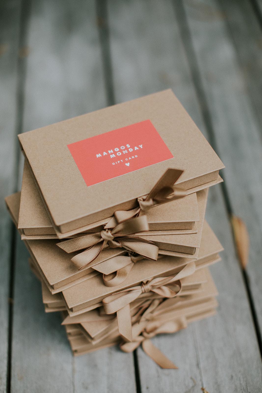 Gift card - Mangos on Monday