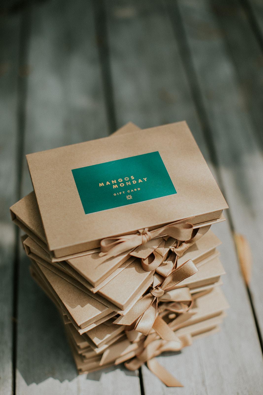 gift box - Mangos on Monday