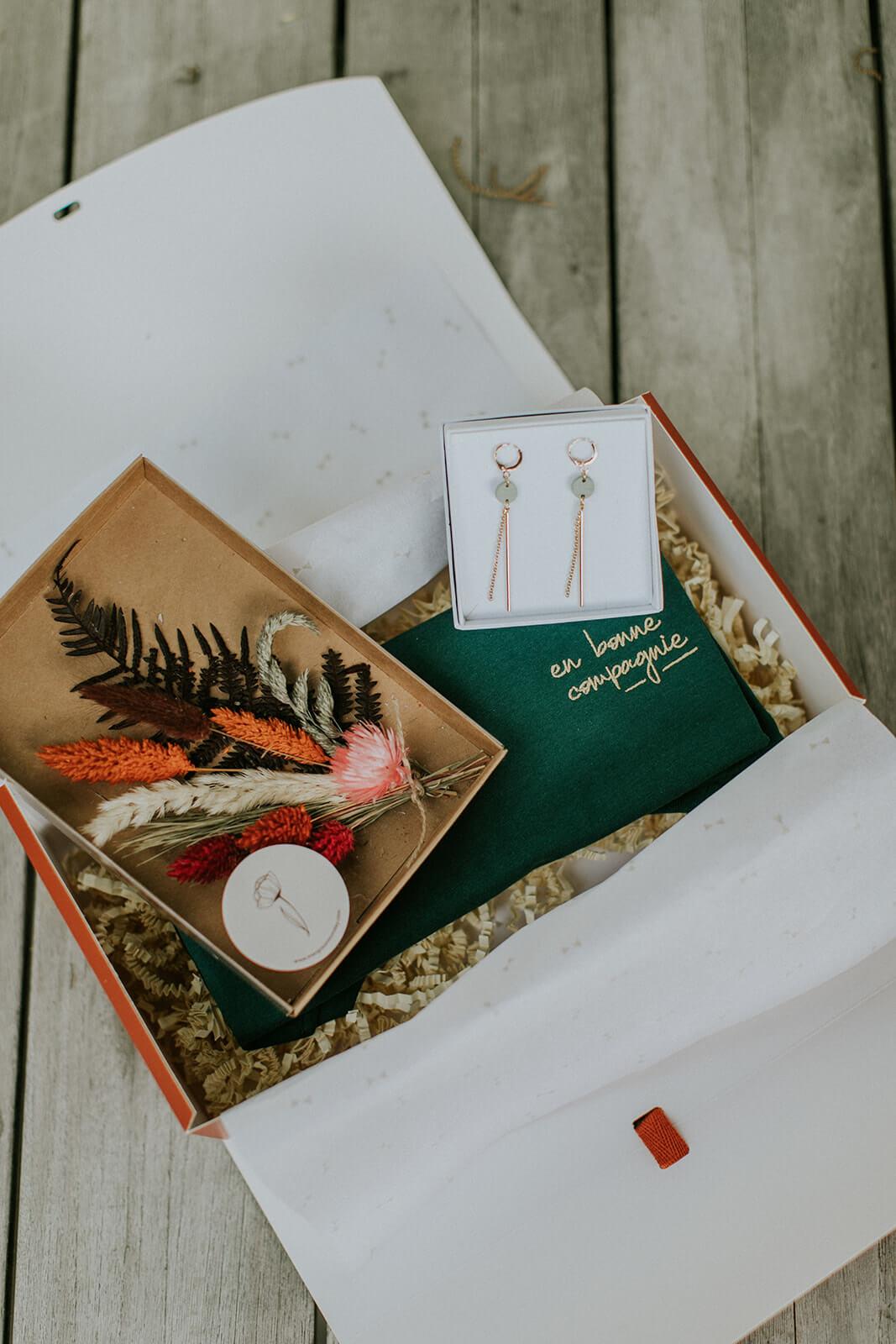 En bonne compagnie - Giftbox - Mangos on Monday
