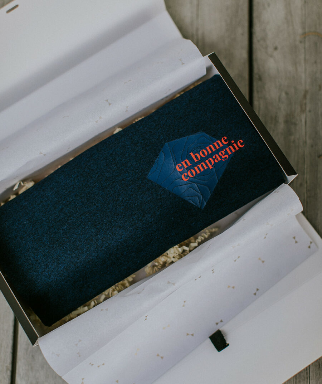 En bonne compagnie Giftbox for men - Mangos on Monday