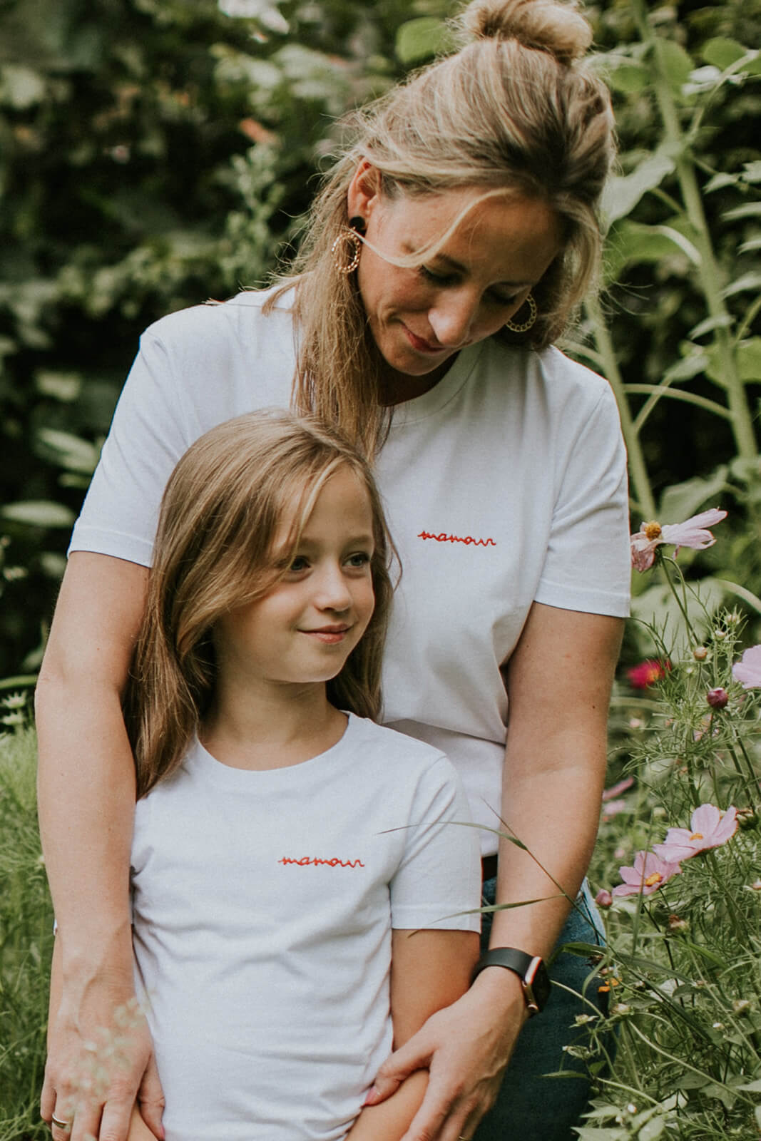 Mamour t-shirt kids & dames - Mangos on Monday